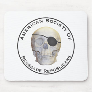 Renegade Republicans Mouse Pad