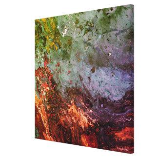 """Renewal"" Abstract Art Canvas Print, alt3"
