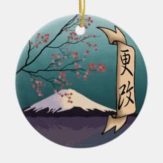 Renewal, Ceramic Ornament