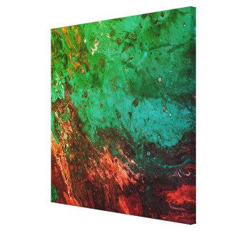 """Renewal"" Custom Abstract Art Canvas Print, alt1"