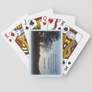 Renewed day by day playing cards