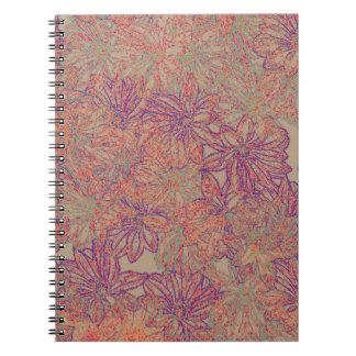 Rennie's Daisy Print Notebook