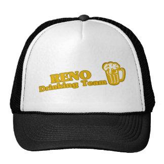 Reno Drinking Team tee shirts Cap