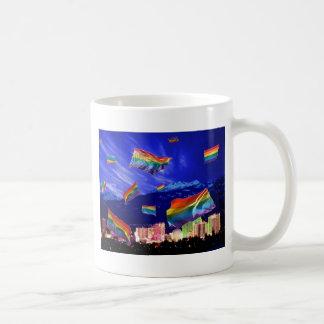 Reno Flying Pride Coffee Mug