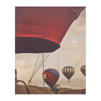 Reno Hot Air Balloon Race Acrylic Wall Art