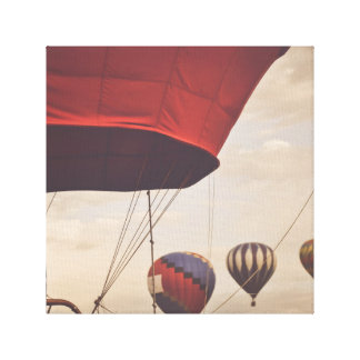 Reno Hot Air Balloon Race Canvas Print