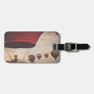 Reno Hot Air Balloon Race Luggage Tag