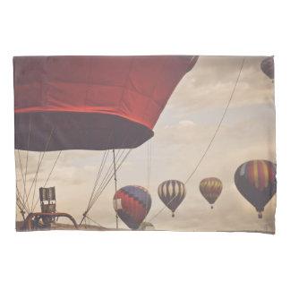 Reno Hot Air Balloon Race Pillowcase