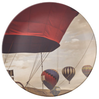 Reno Hot Air Balloon Race Plate