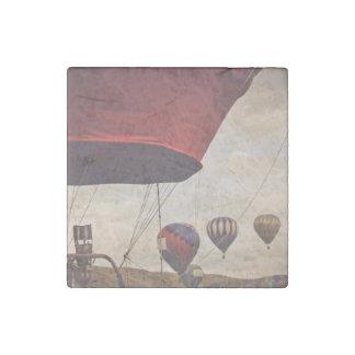 Reno Hot Air Balloon Race Stone Magnet