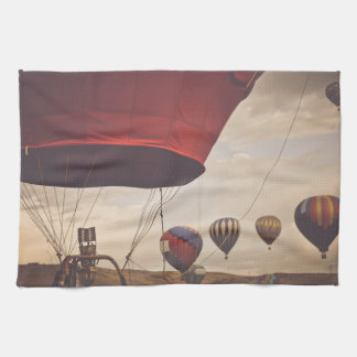 Reno Hot Air Balloon Race Tea Towel