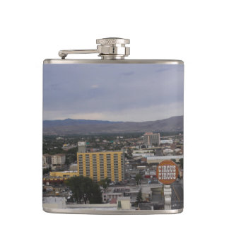 Reno, Nevada Flask