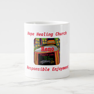 Reno Nevada Hope Healing Church Coffee Mug Cup