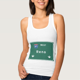 Reno Nevada nv Interstate Highway Freeway : Singlet