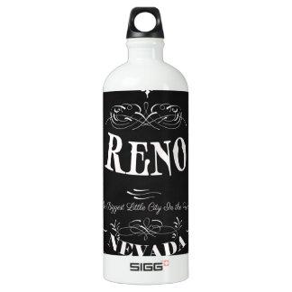 Reno, Nevada - The Biggest Little City SIGG Traveller 1.0L Water Bottle