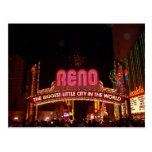 Reno Sign Post Cards