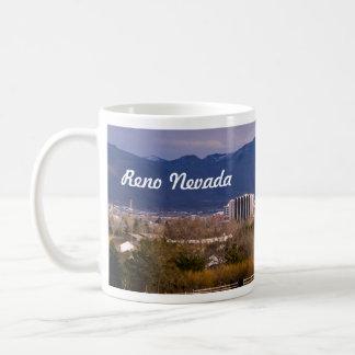 Reno Skyline Mug