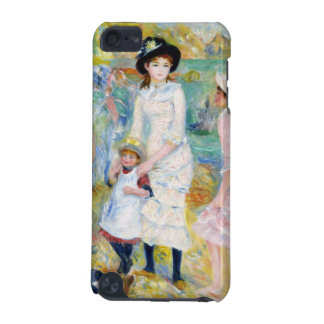 Renoir - Children on the Seashore iPod Touch (5th Generation) Cases