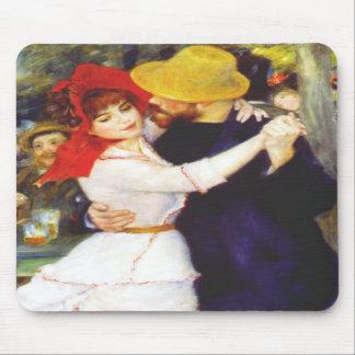 Renoir Dance at Bougival Mouse Pad