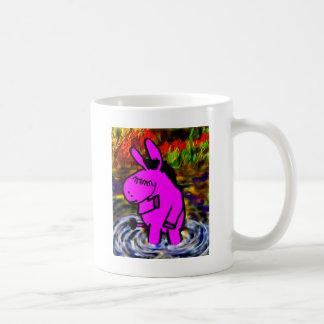 renoir donkey Lizzy Coffee Mug