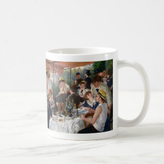 """Renoir, """"Luncheon of the Boating Party"""" Coffee Mug"""