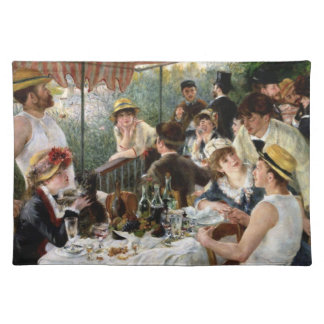 Renoir: Luncheon of the Boating Party Placemat