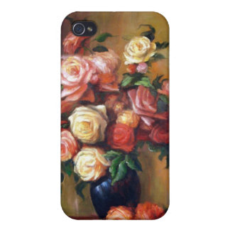 Renoir Painting iPhone 4 Covers
