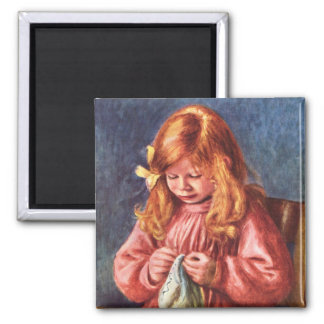 Renoir Painting Magnet