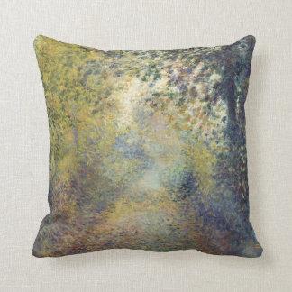 Renoir Painting Throw Cushions