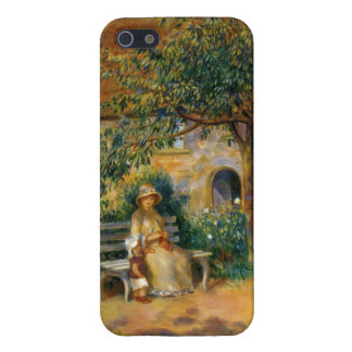 Renoir: Scene of the Garden in Brittany Case For iPhone 5/5S