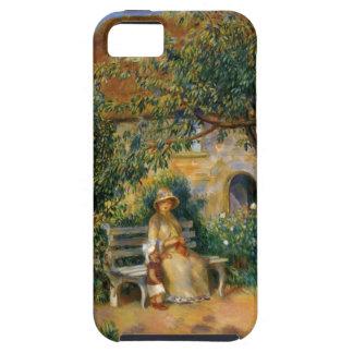 Renoir: Scene of the Garden in Brittany iPhone 5 Cover