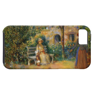 Renoir: Scene of the Garden in Brittany Tough iPhone 5 Case
