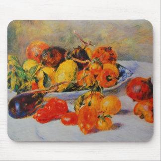 Renoir Still Life Art Mouse Pad