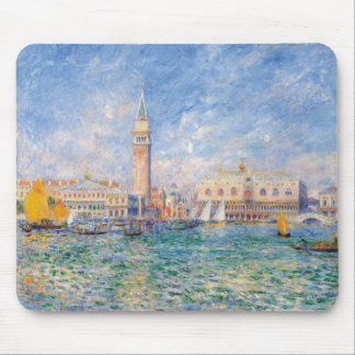 "Renoir, ""Venice (The Doge's Palace)"" Mouse Pad"
