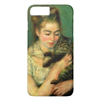 "Renoir ""Woman with a Cat"" iPhone 7 Plus Case"