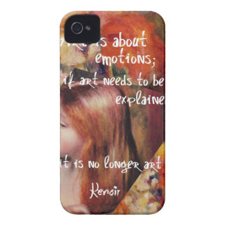 Renoir's art is full of emotions Case-Mate iPhone 4 cases