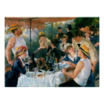 Renoir's Luncheon of the Boating Party (1881)