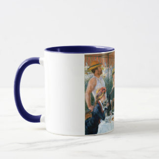 Renoir's Luncheon of the Boating Party (1881) Mug