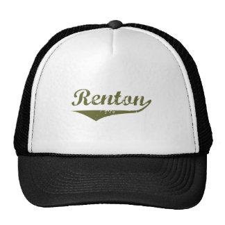 Renton  Revolution t shirts Trucker Hats