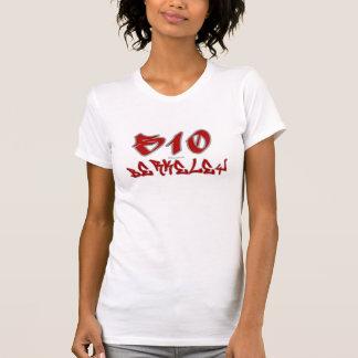 Rep Berkeley (510) T-shirts