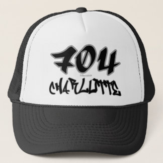 Rep Charlotte (704) Trucker Hat