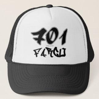 Rep Fargo (701) Trucker Hat
