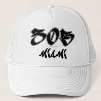 Rep Miami (305) Trucker Hat