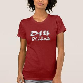 Rep St. Louis (314) T-Shirt