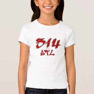 Rep STL (314) T-Shirt