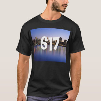Rep That City Boston MA T-Shirt