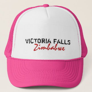 Rep Ya Hood Victoria Falls, Zimbabwe Collection Trucker Hat