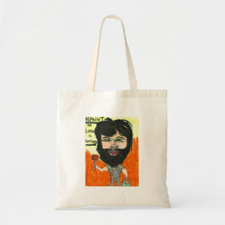 Repaint, The Lord is Coming Budget Tote Bag