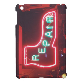 Repare Neon Sign NYC Cover For The iPad Mini