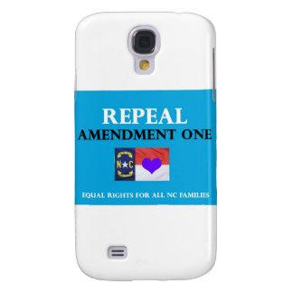 Repeal Amendment One NC Galaxy S4 Cover